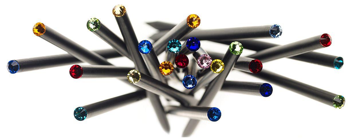 6671ff4a4edb Swarovski Kristall-Bleistifte als Werbeartikel | Reidinger.de
